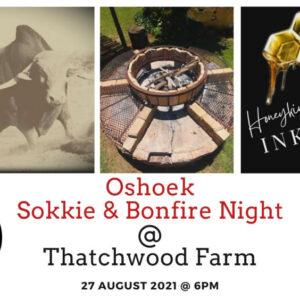 Thatchwood Oshoek- Sokkie